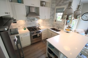 kitchen renovations Vancouver by Randhill construction, general contractors Vancouver BC