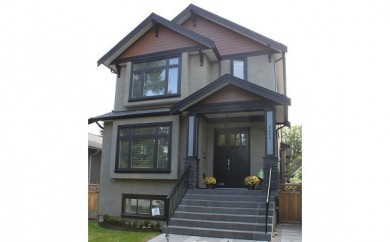 Custom New Built Homes Vancouver BC. building contractors vancouver